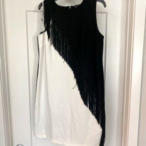 Eloquii Fringe dress 14